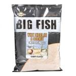 Прикормка Big Fish White Chocolate & Coconut Groundbait
