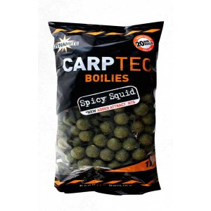 Carp-Tec Spicy Squid 20 мм. 1 кг.