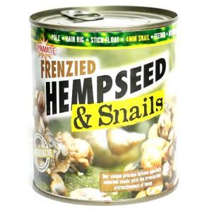 Frenzied Hemp Snails 700 г.