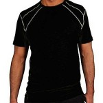 Exofficio Exо Dri Carbonite Tee Black