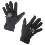 Fladen Neoprene Gloves Black - M