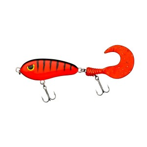 Scary Tail 30 (Red-Black)