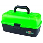 Frost Series Green 3 Tray