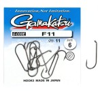 Gamakatsu F11 N/L Black