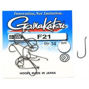 Gamakatsu F21 N/L Black
