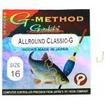 Gamakatsu G-Method Allround Classic Gold