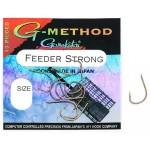 Gamakatsu G-Method Feeder Strong Bronze
