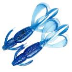 Crazy Flapper 2.8-301 Sapphire Blue