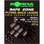 Korda Flying Back Leads