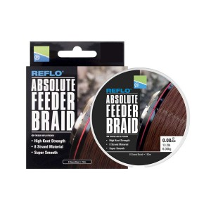 Absolute Feeder Braid 0.08/150