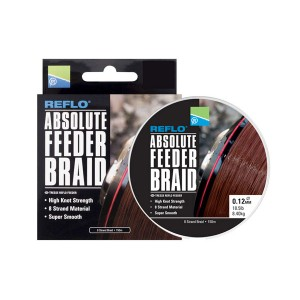 Absolute Feeder Braid 0.12/150