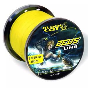 Black Cat Zeus Line 0.60/300
