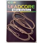 Leadcore Bulk Sandy Gravel (3/60)