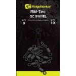 RM-Tec Quick Change Swivel 8
