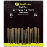 RM-Tec Anti Tangle Sleeves Organic Brown 25