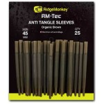 RM-Tec Anti Tangle Sleeves Organic Brown 45