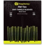 RM-Tec Anti Tangle Sleeves Weed Green 25