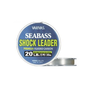 Sea Bass Shock Leader Fluorocarbon 10