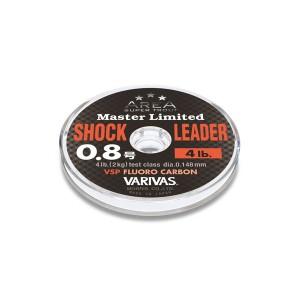 VarivasArea Master Limited Shock Leader VSP Fluoro 4Lb