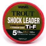 Trout Shock Leader Ti-F #1.2