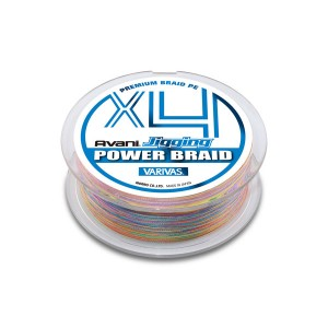 Varivas Avani Jigging Power Braid PEx4 1.2/200