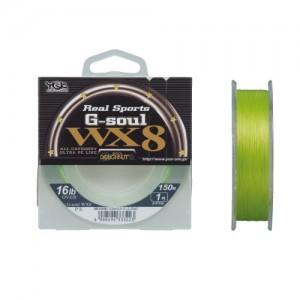 YGK Real Sports G-SOUL WX8 0.8/150