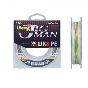 YGK  Ultra Jigman WX8 0.8/200