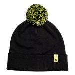 Ridge Monkey APEarel Dropback Bobble Hat - Black