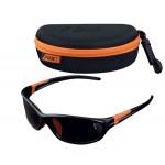 Fox Xt4 Sunglasses-Black Frame-Grey Lense