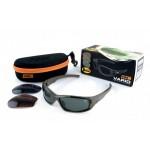 Fox Vario Sunglasses - Green Frame