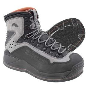 Simms G3 Guide Wading Boots - Felt - Grey