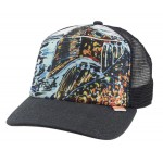 Artist Trucker Cap - Black
