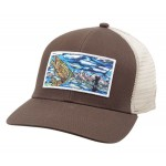 Artist Trucker - Brown