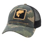 Bass Icon Trucker Hat - Camo