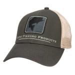 Bass Icon Trucker Hat - Foliage