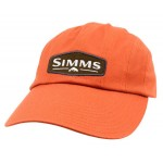Double Haul Cap - Simms Orange