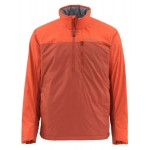 Simms Midstream Insulated Pull-Over - Simms Orange
