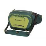 Simms Freestone Fishing Hip Pack - Shadow Green