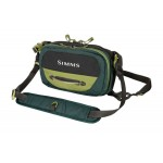 Simms Freestone Fishing Chest Pack - Shadow Green