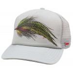 Artist Series Fly Trucker Hat - Cinder