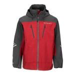 Simms ProDry Fishing Jacket - Auburn Red