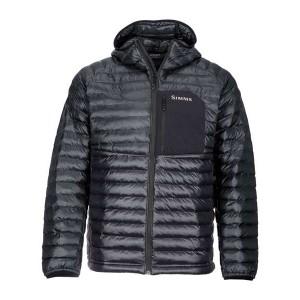 Simms ExStream Hooded Jacket - Black