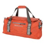 Simms GTS Gear Duffel - 50L Simms Orange