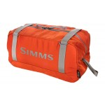 Simms GTS Padded Cube - Large Simms Orange