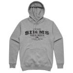 Simms Working Class Hoody - Grey Heather