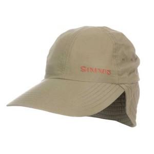Gallatin Sunshield Cap - Tan