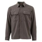 Simms Coldweather Shirt - Dark Olive