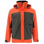 Simms Challenger Bass Jacket - Fury Orange