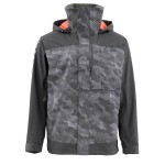 Simms Challenger Jacket - Hex Camo Carbon
