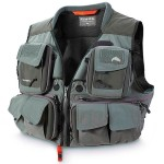 Simms G3 Guide Vest - Gunmetal XL